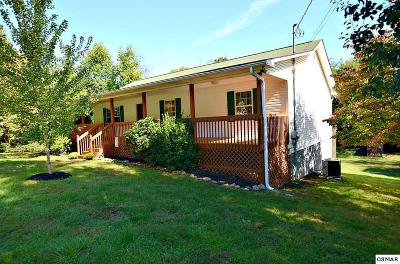 Sevierville TN Single Family Home For Sale: $189,900