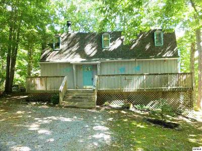 Gatlinburg TN Single Family Home For Sale: $200,000