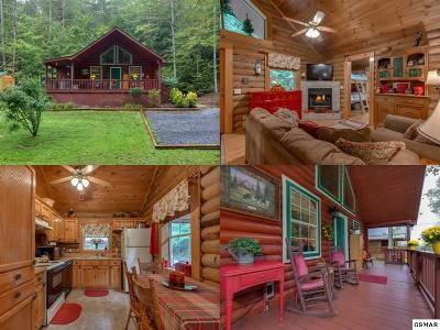 Sevierville TN Single Family Home For Sale: $185,000