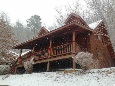 Sevierville TN Single Family Home For Sale: $239,000