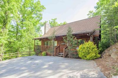 Pigeon Forge Single Family Home For Sale: 727 Golden Eagle Way