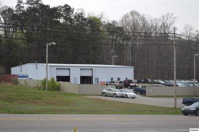 Knoxville Commercial For Sale: 7518 Chapman Hwy.