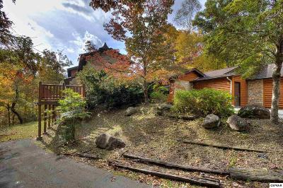 Gatlinburg TN Single Family Home For Sale: $839,900