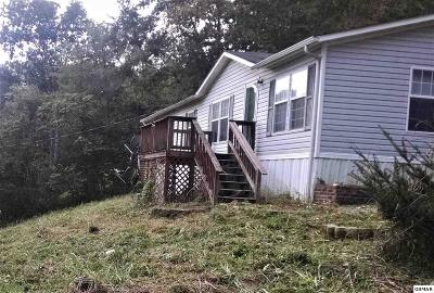 Sevier County Mobile Home For Sale: 1101 Deer Trail Way
