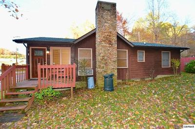 Gatlinburg Single Family Home For Sale: 810 Glades Road