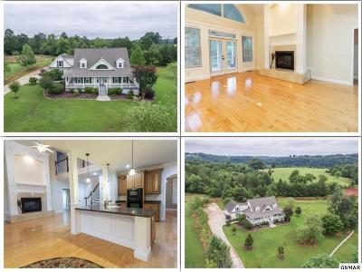 Single Family Home For Sale: 6625 Riverview Golf