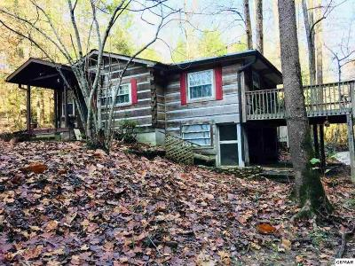 Sevier County, Jefferson County Mobile Home For Sale: 3125 Cool Creek Road