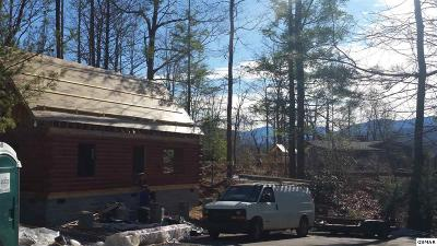 Gatlinburg Single Family Home For Sale: Lot Lot Lot 70 Mountain Shadow Way