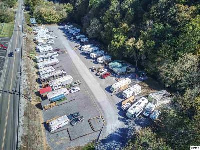 Sevierville Commercial For Sale: 1540 Upper Middle Creek Rd