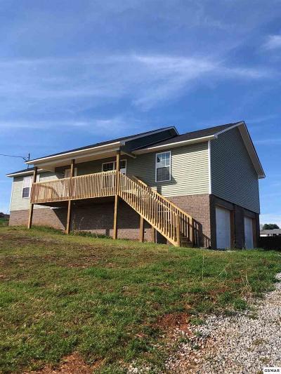 Dandridge TN Single Family Home For Sale: $189,900