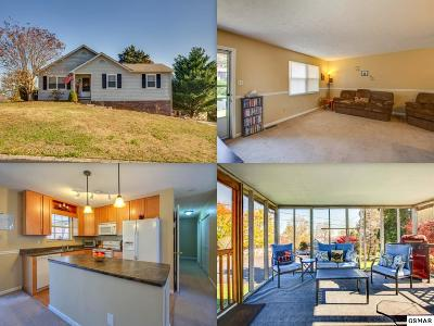 Knoxville Single Family Home For Sale: 5712 Walden Woods Court NW