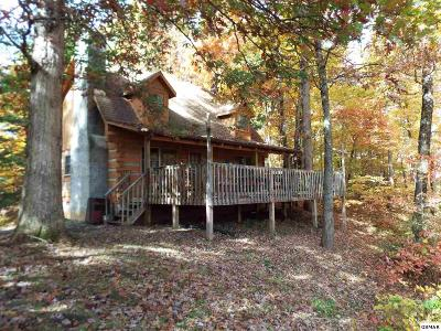 Gatlinburg TN Single Family Home For Sale: $218,000