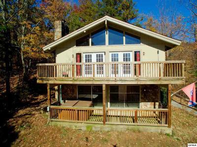 Gatlinburg Single Family Home For Sale: 715 Upper Windsor Way
