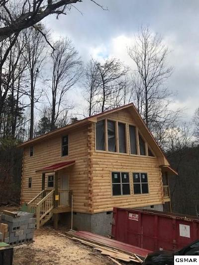 Gatlinburg TN Single Family Home For Sale: $299,000