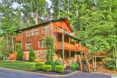 Gatlinburg TN Single Family Home For Sale: $344,900