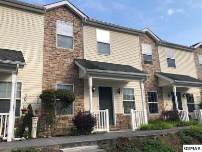 Sevierville Condo/Townhouse For Sale: 524 Allensville Rd Unit 19