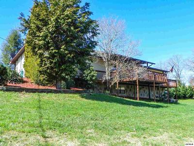 Sevierville TN Single Family Home For Sale: $170,000