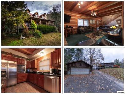 Sevierville Single Family Home For Sale: 2108 Spence Mountain Loop
