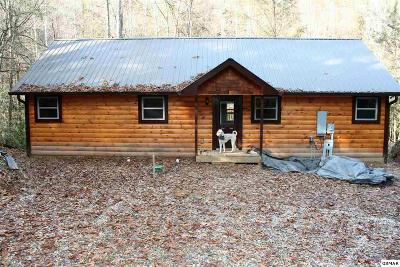 Cosby Single Family Home For Sale: 5151 Riversong Way Gatlinburg