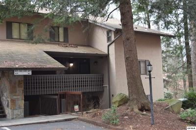 Gatlinburg Condo/Townhouse For Sale: 1235 Ski Mountain Rd