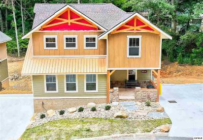 Gatlinburg Single Family Home For Sale: 1130 Anastasia Way