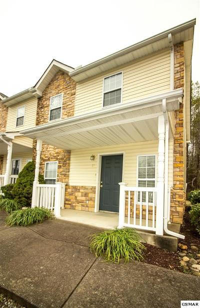 Sevier County Condo/Townhouse For Sale: 524 Allensville Rd
