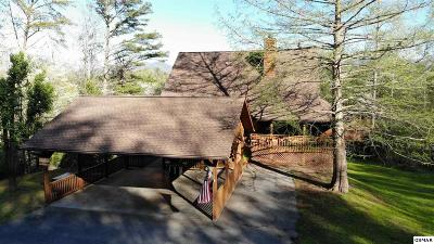 Gatlinburg Single Family Home For Sale: 511 Patterson Ln.