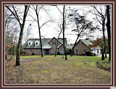 Dandridge Single Family Home For Sale: 2168 Ranch Rd.