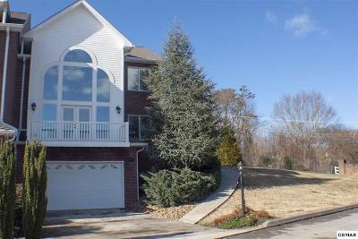 Dandridge TN Condo/Townhouse For Sale: $299,900