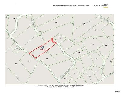 Residential Lots & Land For Sale: Lot 1 Under The Mtn Rd
