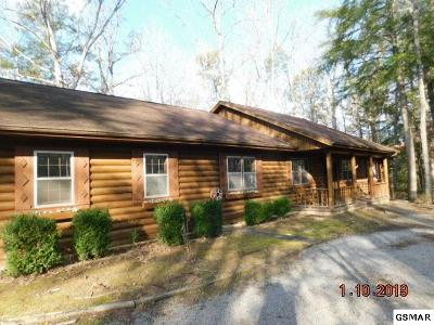Sevierville TN Single Family Home For Sale: $172,500