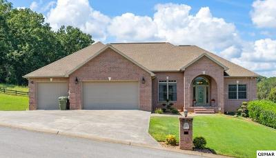 Sevierville TN Single Family Home For Sale: $419,900