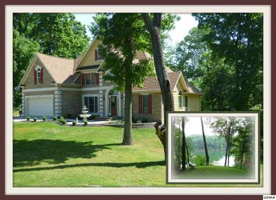 Dandridge TN Single Family Home For Sale: $559,900
