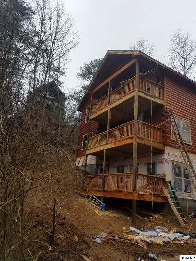 Sevier County Single Family Home For Sale: Lot 43r Chickasaw Gap Way