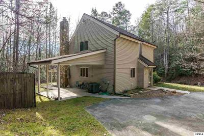 Gatlinburg TN Single Family Home For Sale: $254,900
