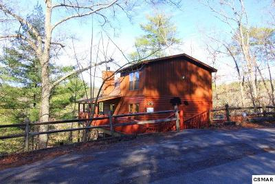 Sevierville TN Single Family Home For Sale: $425,000