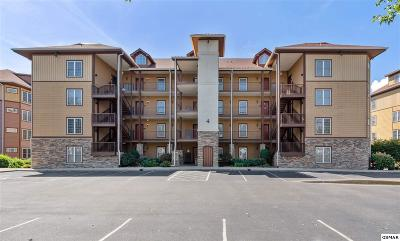 Sevierville Condo/Townhouse For Sale: 527 River Place Way Unit 323