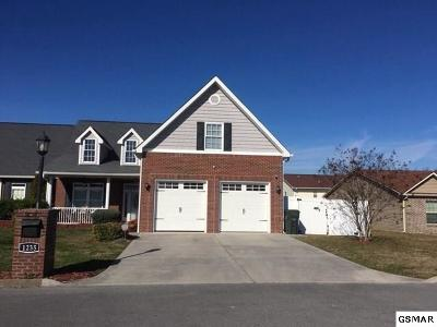 Sevierville Condo/Townhouse For Sale: 1235 Avery Ln