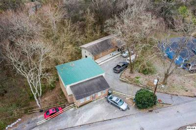 Sevierville Multi Family Home For Sale: 511/513 Marshall Street