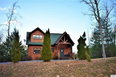 Sevier County Single Family Home For Sale: 1268 Serenity Ln.