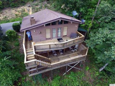 Pigeon Forge Single Family Home For Sale: 4565 Wilderness Plateau