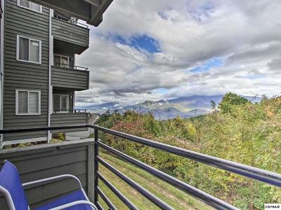 Gatlinburg Condo/Townhouse For Sale: 1260 Ski View Dr