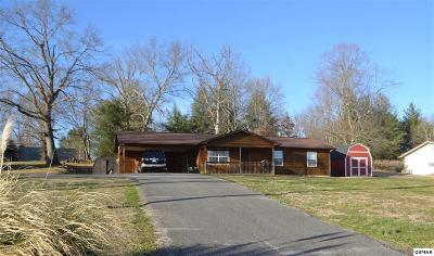 Sevierville TN Single Family Home For Sale: $159,900
