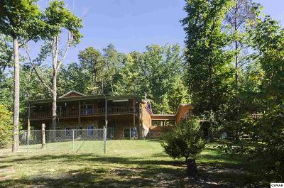 Newport Single Family Home For Sale: 896 Hartsell Rd