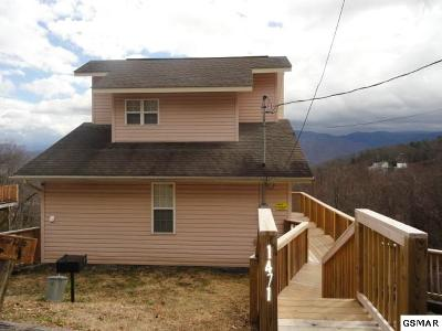 Gatlinburg Single Family Home For Sale: 1471 Zurich Rd