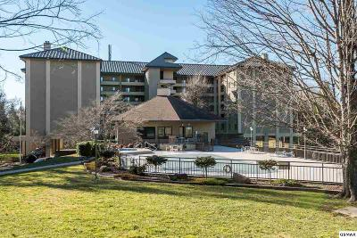 Gatlinburg Condo/Townhouse For Sale: 1704 Hidden Hills Road, Unit 511