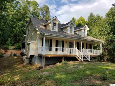 Sevierville Single Family Home For Sale: 3464 Obes Way