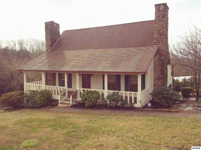 Sevierville Single Family Home For Sale: 309 Hopson St