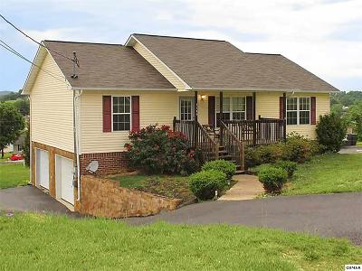 Sevier County, Jefferson County, Cocke County, Blount County, Knox County Single Family Home For Sale: 1140 Barker Drive