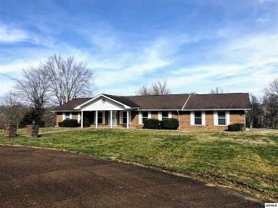 Sevier County, Jefferson County, Cocke County, Blount County, Knox County Single Family Home For Sale: 1452 Old Newport Highway